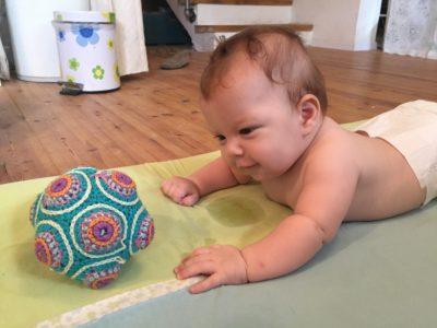 תינוק מאוורר